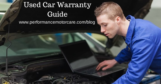 Used Car Warranty Guide