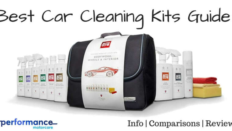 Guide To Choosing The Best Car Cleaning Kit