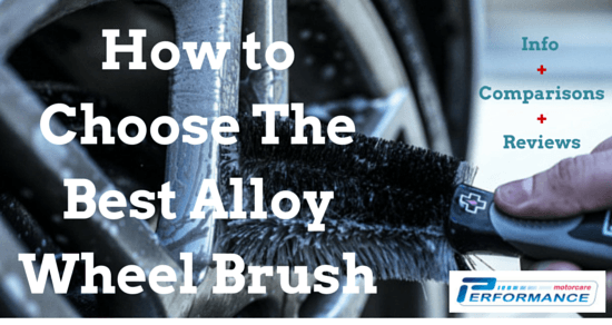 How to Choose the Best Alloy Wheel Brush for your Car