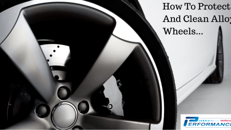 How To Protect And Clean Alloy Wheels