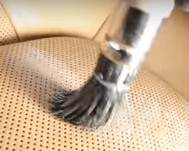 Leather Car Seat Cleaning Guide