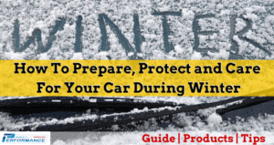 Practical winter car care and protection guide