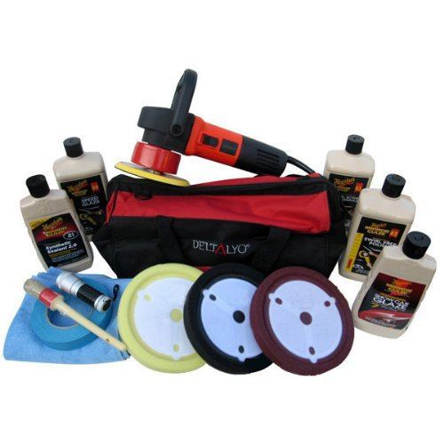 Dual Action Polisher Kit