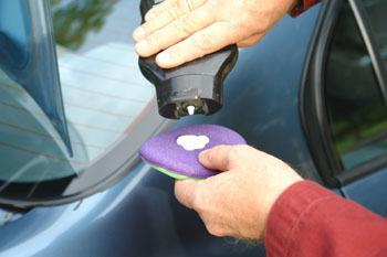 Car Paint Cleaning - Applying Your Car Paint Cleaner