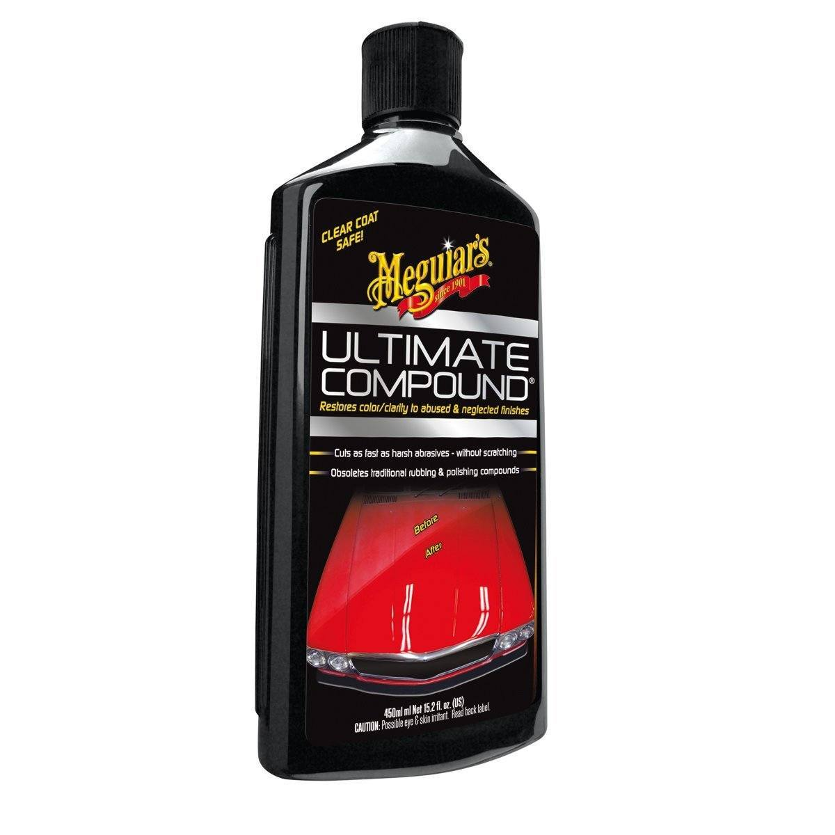 Meguiars Ultimate Compound To Remove Bird Poop Marks